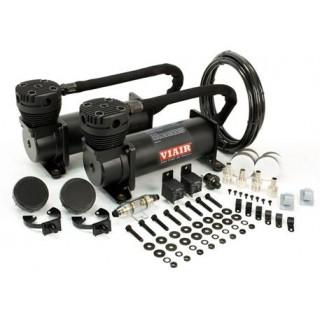 Dual Pack balení kompresorů VIAIR 480C Stealth black