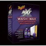 Meguiars sada autokosmetiky NXT Wash & Wax Kit
