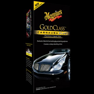 Gold Class Carnauba Plus Premium Liquid Wax - 473 ml