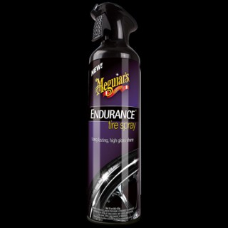 Endurance Tyre Dressing Aerosol - 434 ml