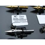 šroub M7x32mm hlava 12,9mm Lanza vita - chrom