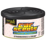 California Scents - Strawberries & Cream