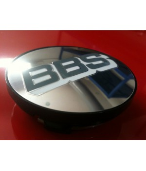 logo BBS 70,6mm - chrom