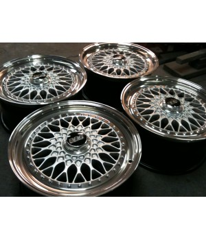 "BBS RS 17"" - renovace"