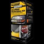 Meguiars sada na oživení skel světlometů Heavy Duty Headlight Restoration Kit