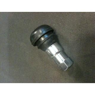 ventilek gumový - chrom